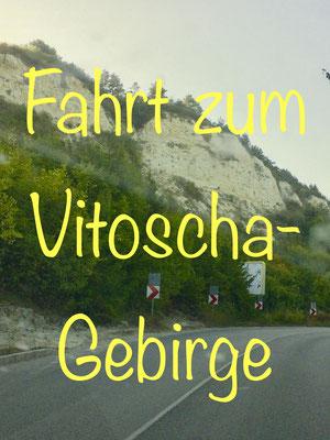 Abstecher ins Vitoscha-Gebirge