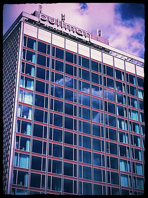 Hotel Pullmann Dresden Newa