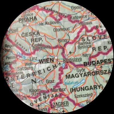 Europa-Donaukreuzfahrt