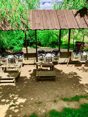 Attraktionen im Sonnenlandpark
