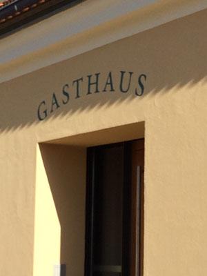 Schloss Wackerbarth, Gasthaus