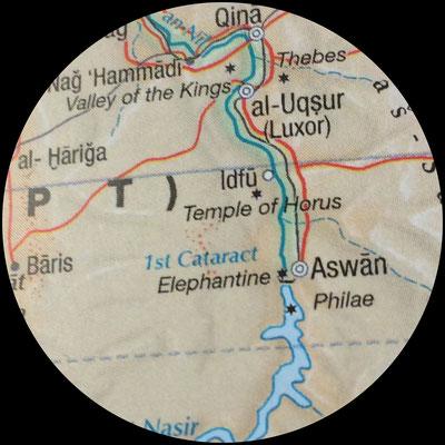 Ägypten-Nilkreuzfahrt