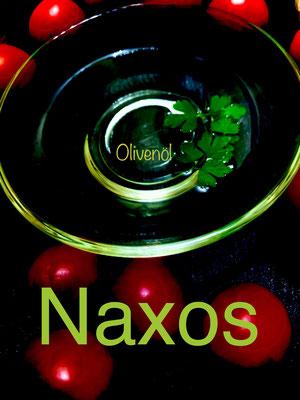 Essen und Trinken auf Naxos