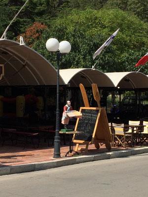 Restaurants in Albena