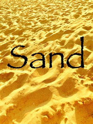 feiner Sandstrand in Bulgarien