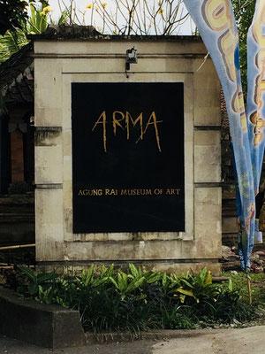 Agung Rai Museum of Art ( ARMA ) Ubud