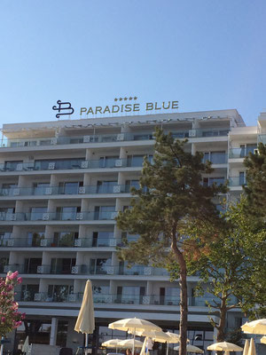 Hotel Paradise Blue