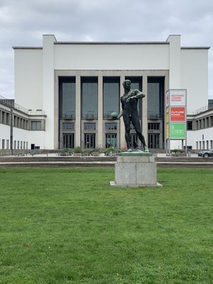 Eingangsbereich Deutsches Hygiene-Museum