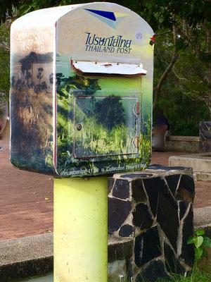 Briefkasten am Laem Promthep