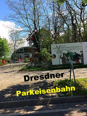 Dresdner Partkeisenbahn