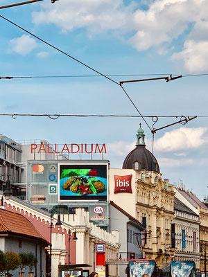 Spaziergang durch Prag