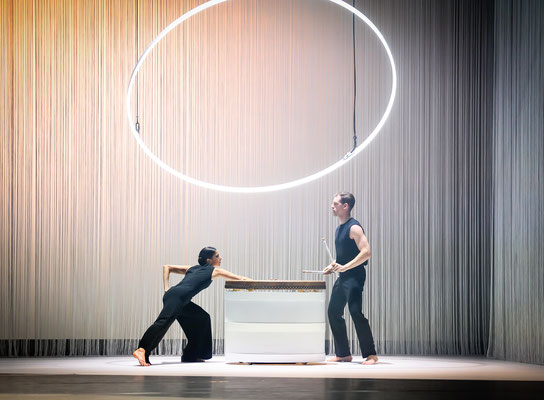 Marc Strobel, Vittoria Girelli ©Stuttgarter Ballett