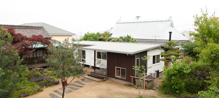 東大阪石切ビレッジのドラムサークル案内1