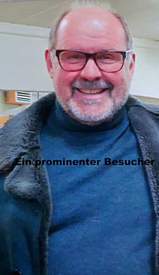 """Prof.Mag.August """"Gustl"""" Schmölzer immer gerne gesehen!"""