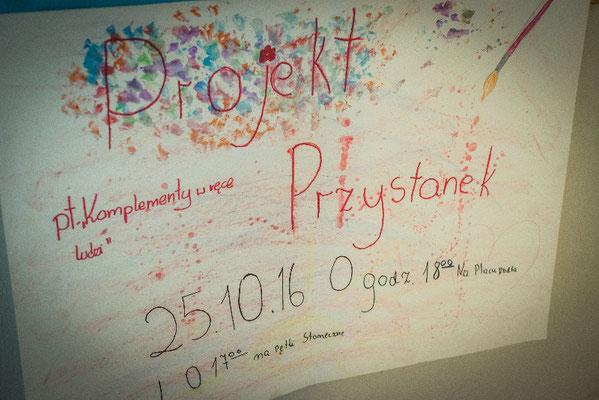 Tworzenie plakató promocyjnych - fot. Dominik Smaruj