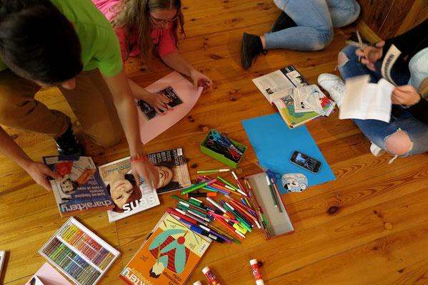 Budowanie własnej wartości poprzez artystyczne opowiadanie o sobie - Fot. Dorota Izdebska