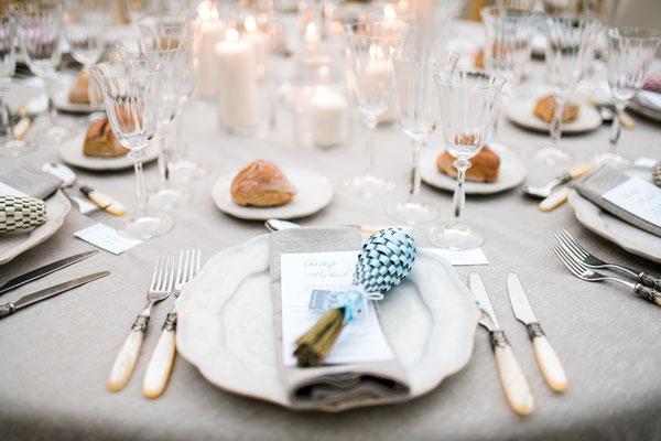 Crédit Photo : Dan Petrovic - Mariage organisé par Muriel Saldalamacchia Wedding Planner, décoré par Audrey Mauro Wedding Designer