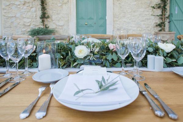Crédit Photo : Ludovic Film Photographer - Mariage organisé par Les Rires de Julie, décoré par Audrey Mauro Wedding Designer