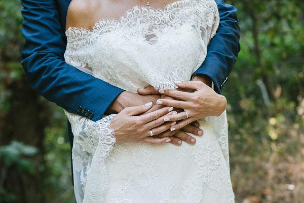 Crédit Photo : PL Studio - Mariage organisé et décoré par Audrey Mauro Wedding Planner