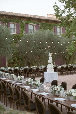Crédit Photo : Thomas Paulet - Mariage organisé par Muriel Saldalamacchia Wedding Planner, décoré par Audrey Mauro Wedding Designer