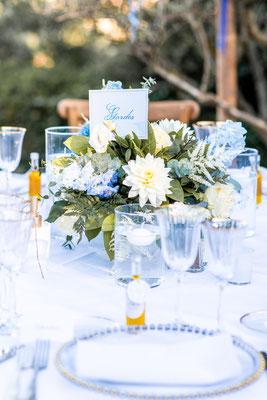 Crédit Photo : Barbara Cox Photographie - Mariage organisé par Les Rires de Julie, décoré par Audrey Mauro Wedding Designer