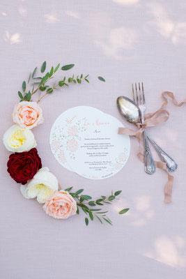 Crédit Photo : Valéry Villard - Mariage organisé par Les Rires de Julie, décoré par Audrey Mauro Wedding Designer