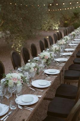 Crédit Photo : Thomas Paulet : Mariage organisé par Muriel Saldalamacchia Wedding Planner, décoré par Audrey Mauro Wedding Designer