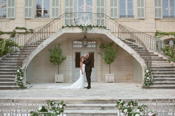 Crédit Photo : Thomas Paulet - Mariage organisé par Muriel Saldalamacchia, décoré par Audrey Mauro Wedding Designer
