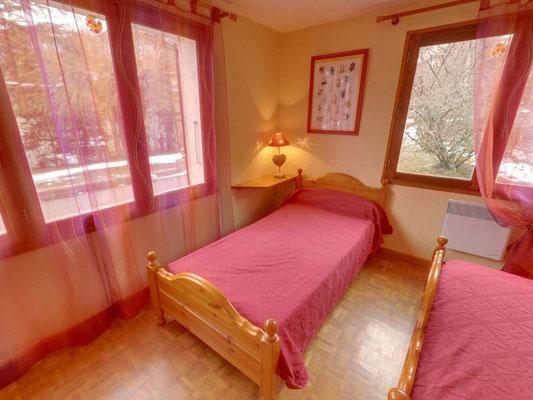 Chambre triple lit 1 pl