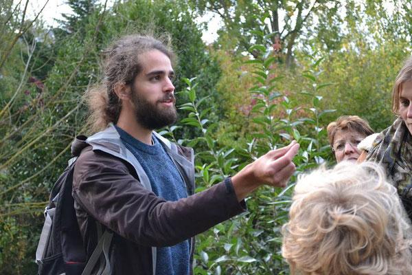 Sortie avec l'association Nature en fac