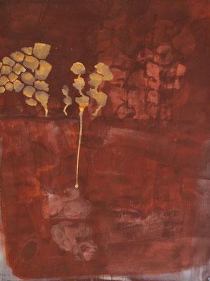 4896 - casein on paper - 65 x 85 cm