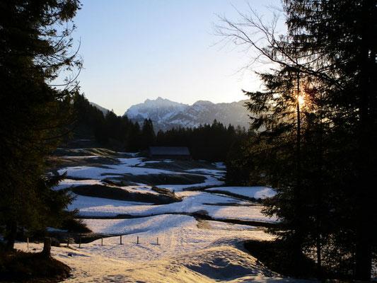 Klettersteig Speer : Schneeschuhtour speer sugis jimdo page