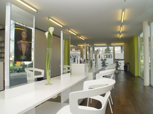 Awesome Salon Moderne Coiffure Ideas - House Interior - historisches ...