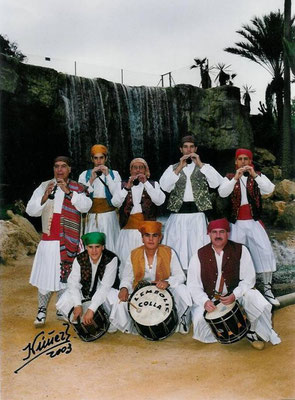 """Parque EL Palmeral  """"Alicante""""."""