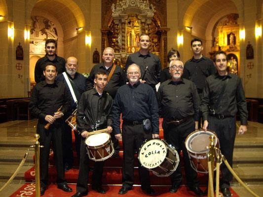 II Concierto en honor de San Nicolás.