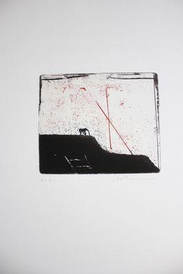 Karl Bohrmann, Radierung e.a., 50 x 38 cm, Preis auf Anfrage