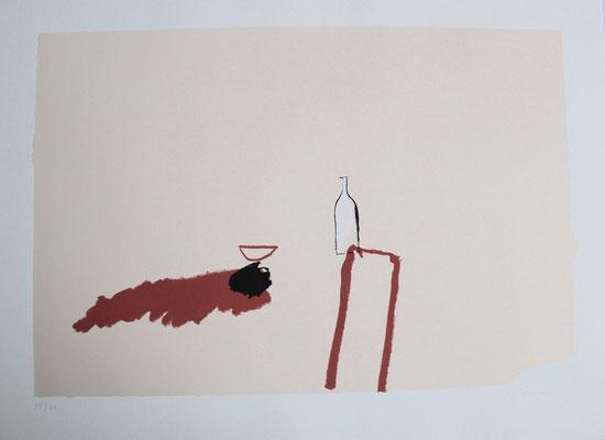 Karl Bohrmann, Seriegrafie Auflage 60, Blatt 28, 60 c 79,5 cm, Preis auf Anfrage