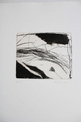 Karl Bohrmann, Radierung e.a., 54 x 38 cm, Preis auf Anfrage