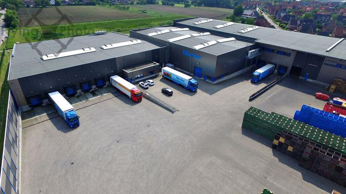 Luftbild - Unternehmen Elbe Obst