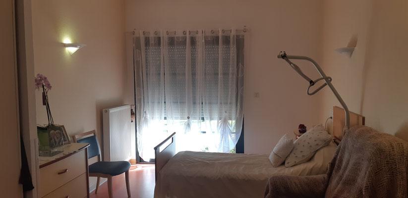 Des lits médicalisés adaptés