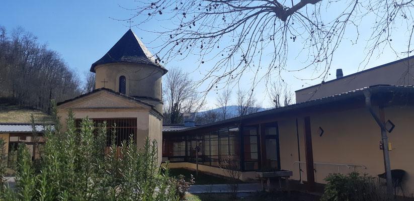 La chapelle, résidence Pedoya