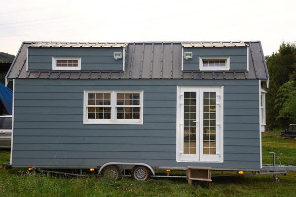 modèle Texas  : les tiny houses de petit jean