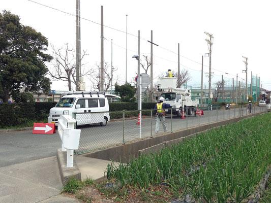 浜松市 篠原 避難施設周辺 7