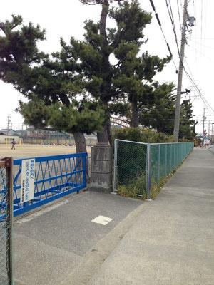 浜松市 篠原 避難施設周辺 3
