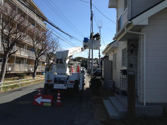 浜松市 中田島 避難施設周辺 5