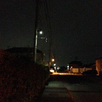 浜松市 篠原 避難施設周辺 6