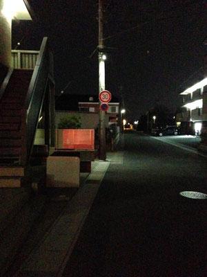 浜松市 篠原 避難施設周辺 1