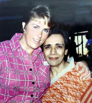 Vesta with Arnavaz Dadachanji