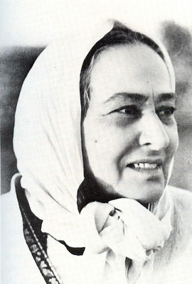Shireen Irani ( Baba's mother )