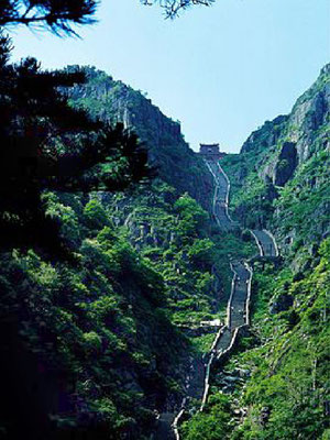 Mt. Tai - South Gate to Heaven